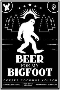 Beer for my Bigfoot